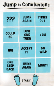 office space jump to conclusions mat
